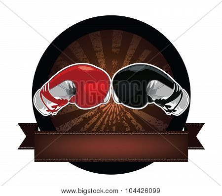 Boxing Gloves banner