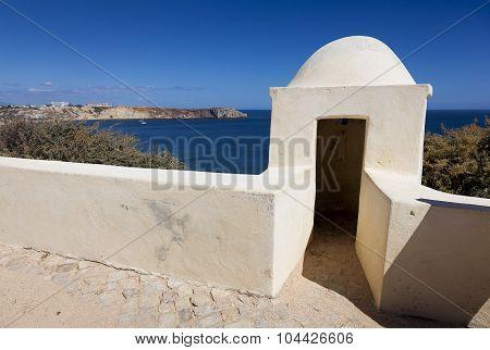 Fortress Of Sagres, Cabo De Sao Vicente, Algarve, Portugal