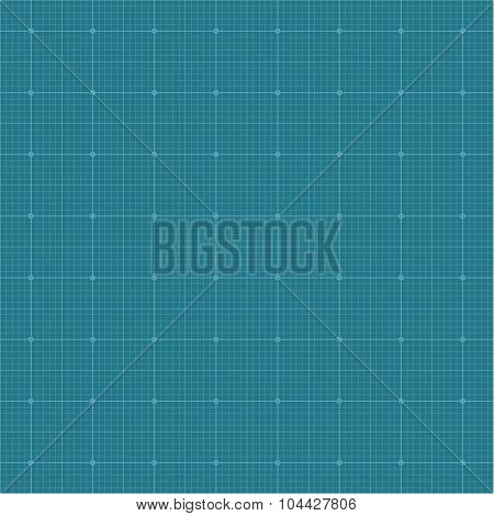 Graph Paper Grid Pattern
