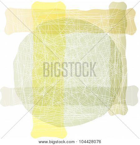 Abstract Autumn Colour  Background