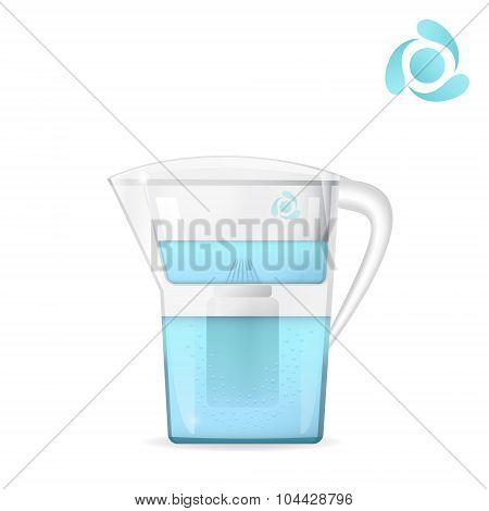 Water Filtration Jug