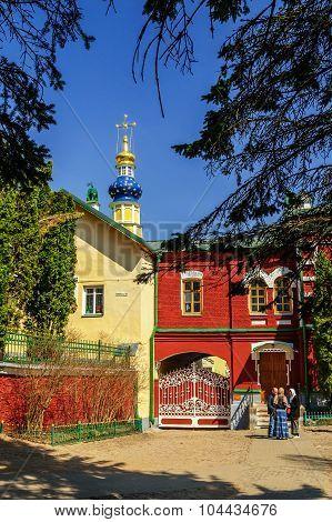The Church Of Lazarus
