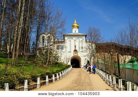 Holy Dormition Pskov-caves Monastery