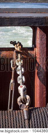 powerful iron chain