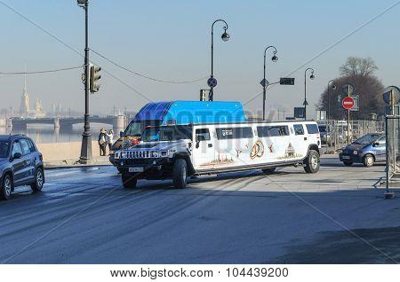 Wedding Hummer Limousine