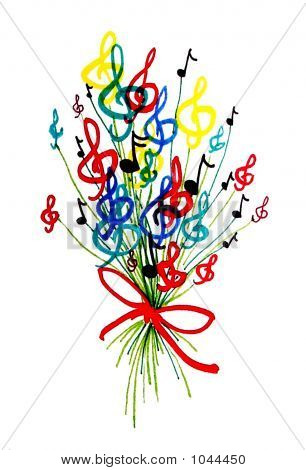 Musical Bouquet