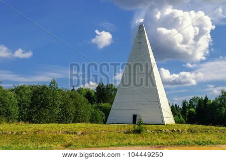 Seligerskaya Pyramid Of Alexander Golod