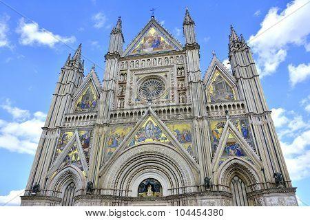 Duomo Di Orvieto in Umbria