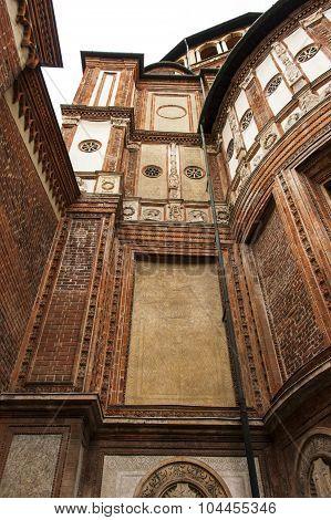 Convent of Santa Maria delle Grazie, Milan