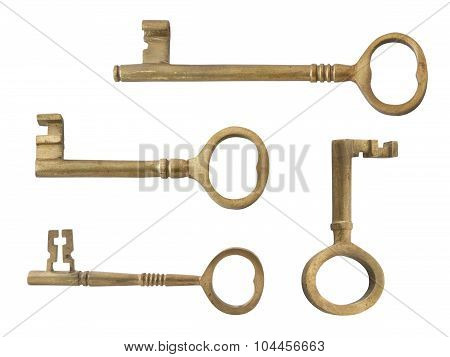 Brass Keys, Isolated
