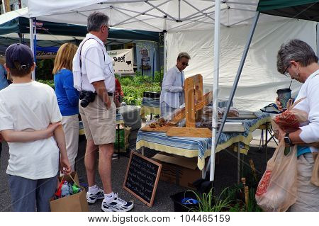 Harbor Springs Farmers' Market