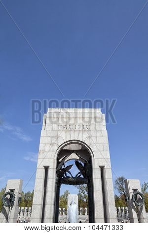 Wwii Pacific Entrance
