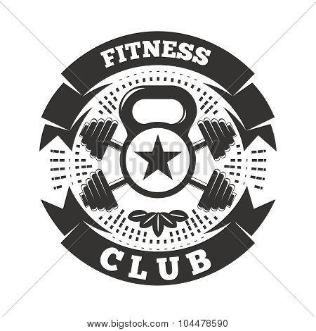 Fitness Club Logo