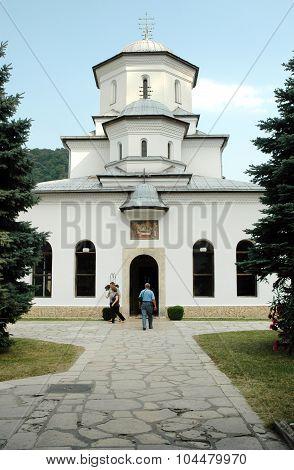 Tismana Orthodox Monastery, Romania