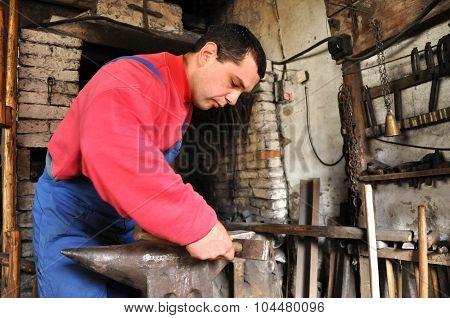 Blacksmith, Iron Worker
