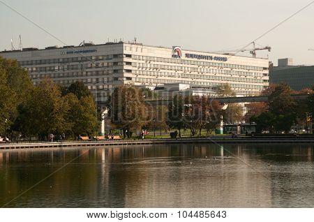 Ostankino Television Center