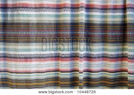 Handmade curtain