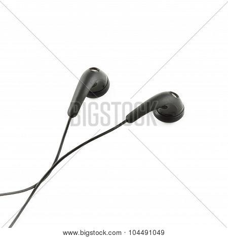 Headphones (earphones).