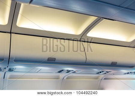 Hand luggage compartments