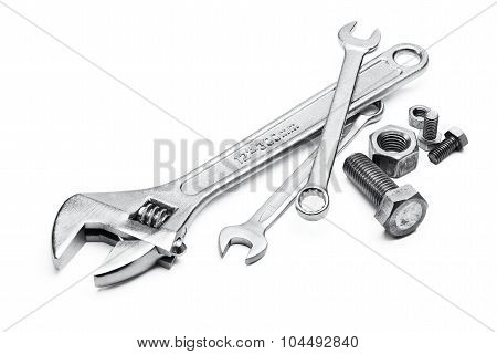 Wrenches And Screws