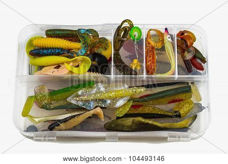 Fishing artificial baits