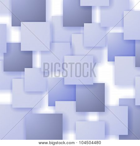 Square Blank Background