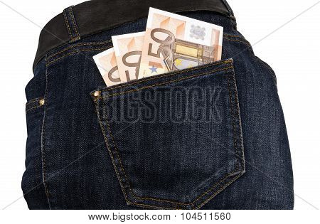Jeans Money In Your Pocket