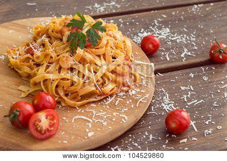 A Pasta Dish Delight