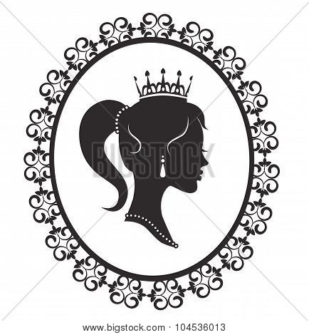 Princess in the frame