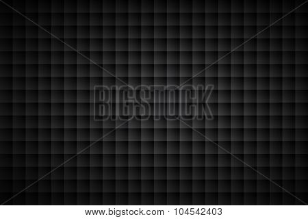 Simple modern black abstract background