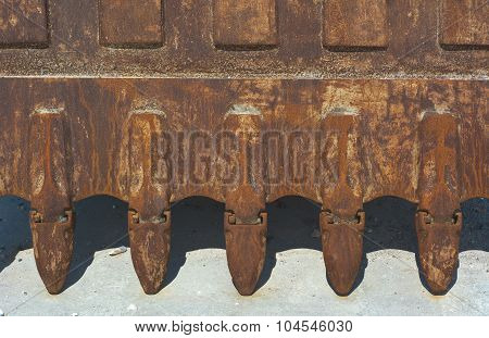 Teeth Of Excavator Bucket