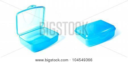 Plastic Lunchbox