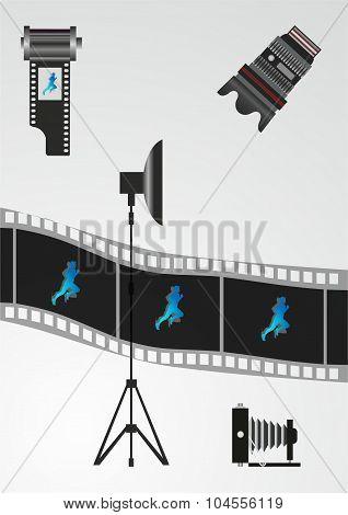 Silhouette On Film
