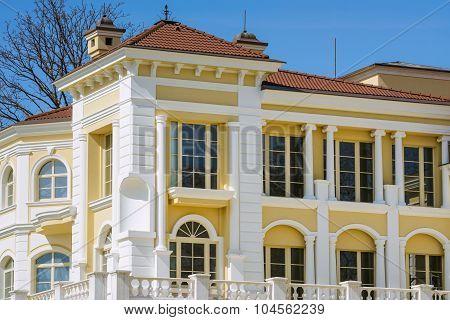 Restored Building