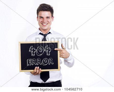 404 Error!