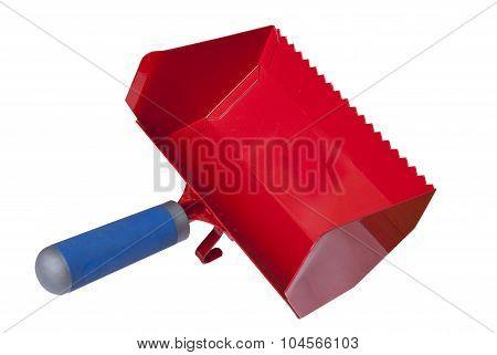 Bucket-comb