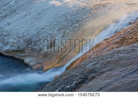 Thermal Waterfall