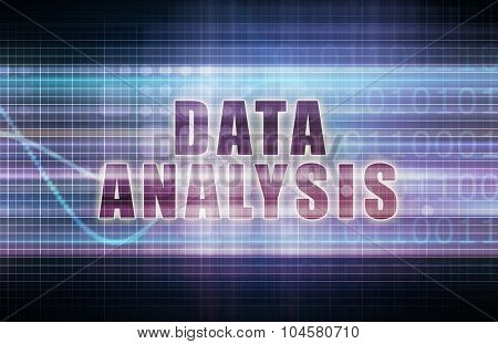 Data Analysis on a Tech Business Chart Art