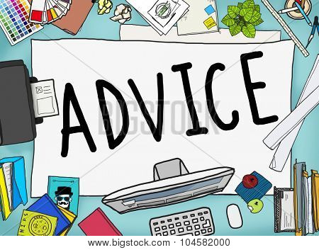 Advice Adviser Consultant Support Assistance Concept