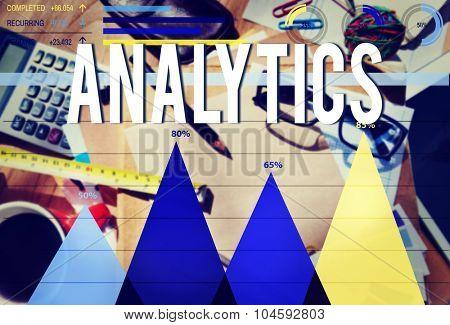 Analytics Information Statistics Technology Traffic Concept