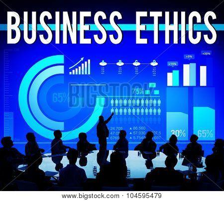Business Ethnics Awareness Ideology Behaviour Concept
