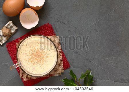 Eggnog Drink