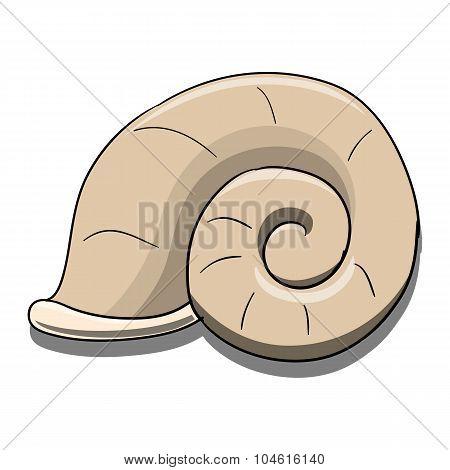 Helix shell