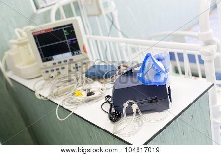 Breathing Mask Monitor