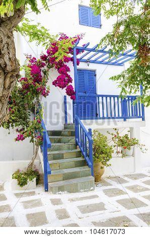 Mykonos Island Architecture, Greece