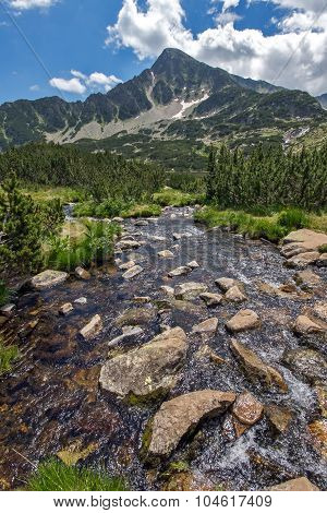 Banski Lakes, Pirin Mountain, Bulgaria