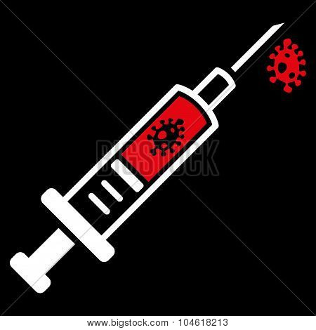 Infection Injection Icon
