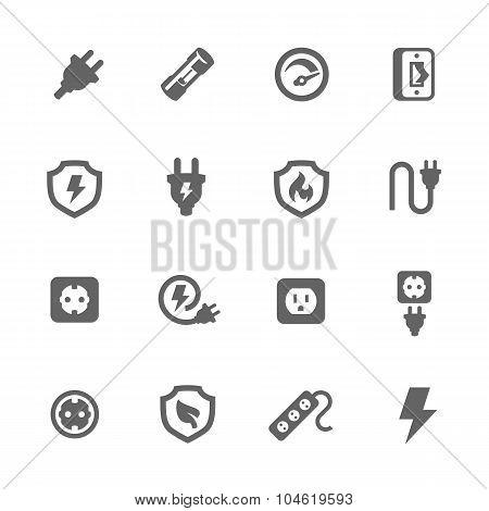 Electro sockets