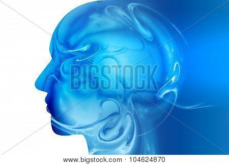 Abstract Brain
