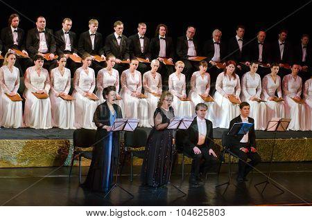 Verdi's Requiem